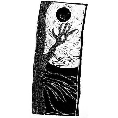 A fákra felfutott