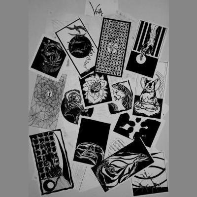 A Radnóti sorozat vázlatai